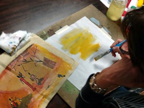 Arts for Spirituality